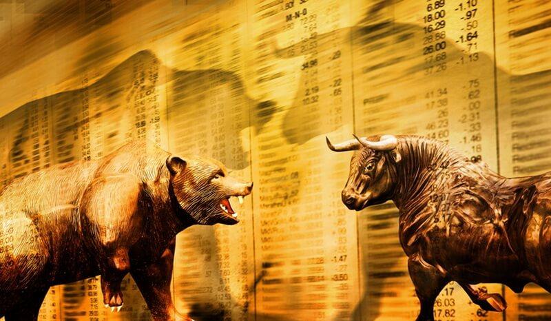 Бой быков и медведей за биткоин продолжится