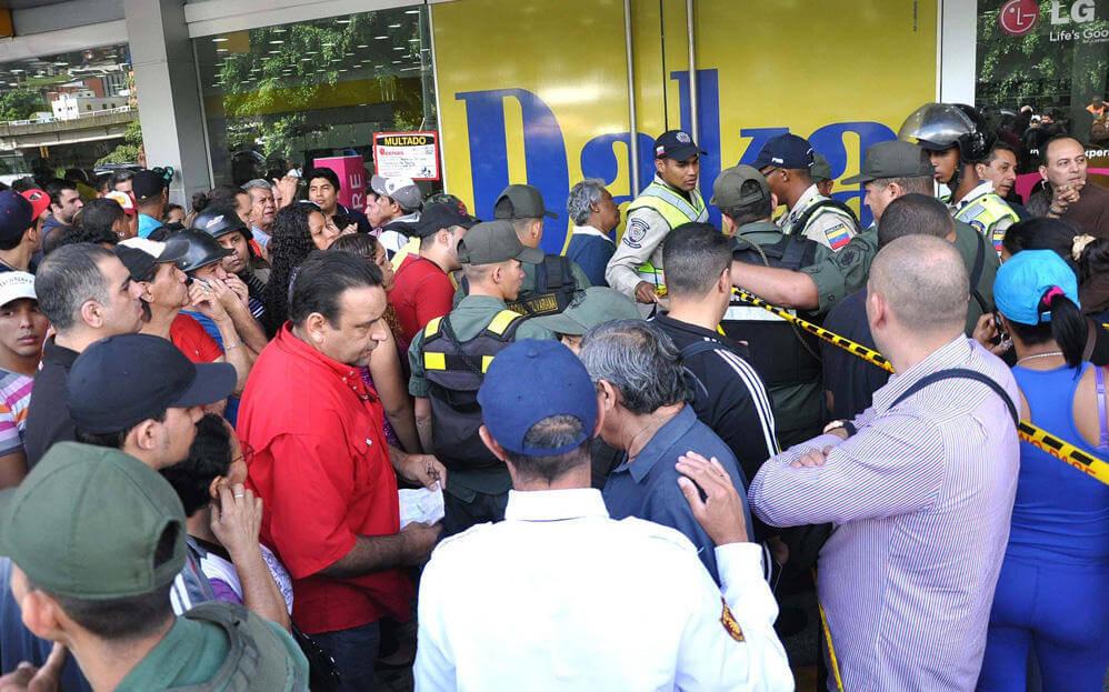 Венесуэла это страна с практически полностью парализованной экономикой