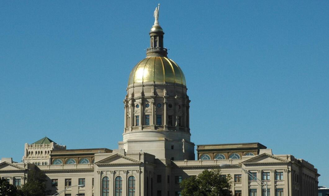 Джорджия рассмотрит законопроект об уплате налогов криптовалютой