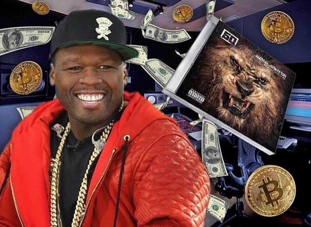 Рэпер 50 Cent никогда не был биткоин миллионером