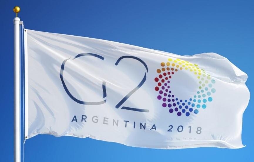 G20 собирается пересмотреть правила использования криптовалют