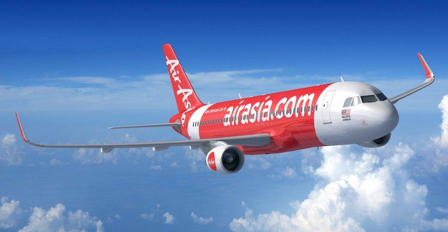 Летать с AirAsia можно за криптовалюту