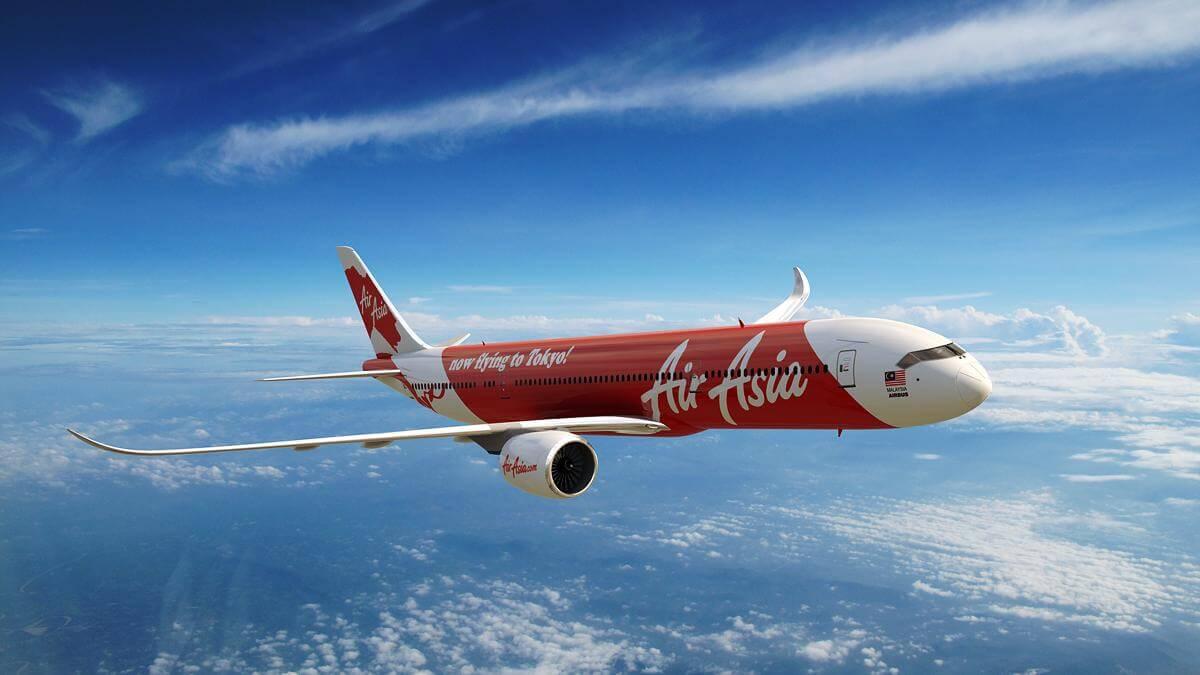 Малайзийская авиакомпания AirAsia запускает программу оплаты цифровой валютой