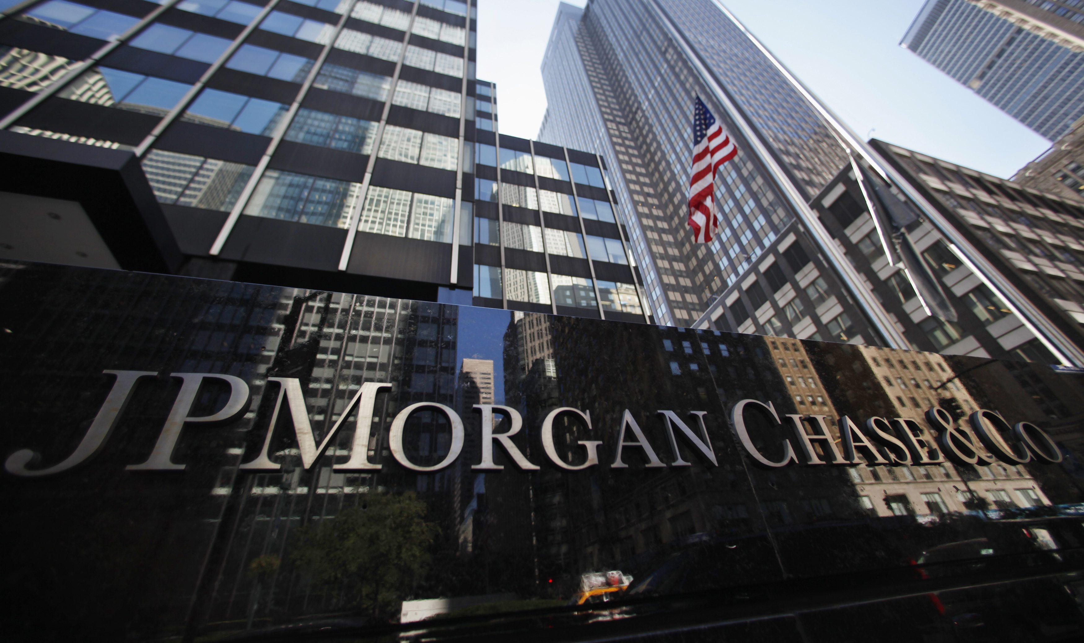 JP Morgan назвал криптовалюту фактором риска