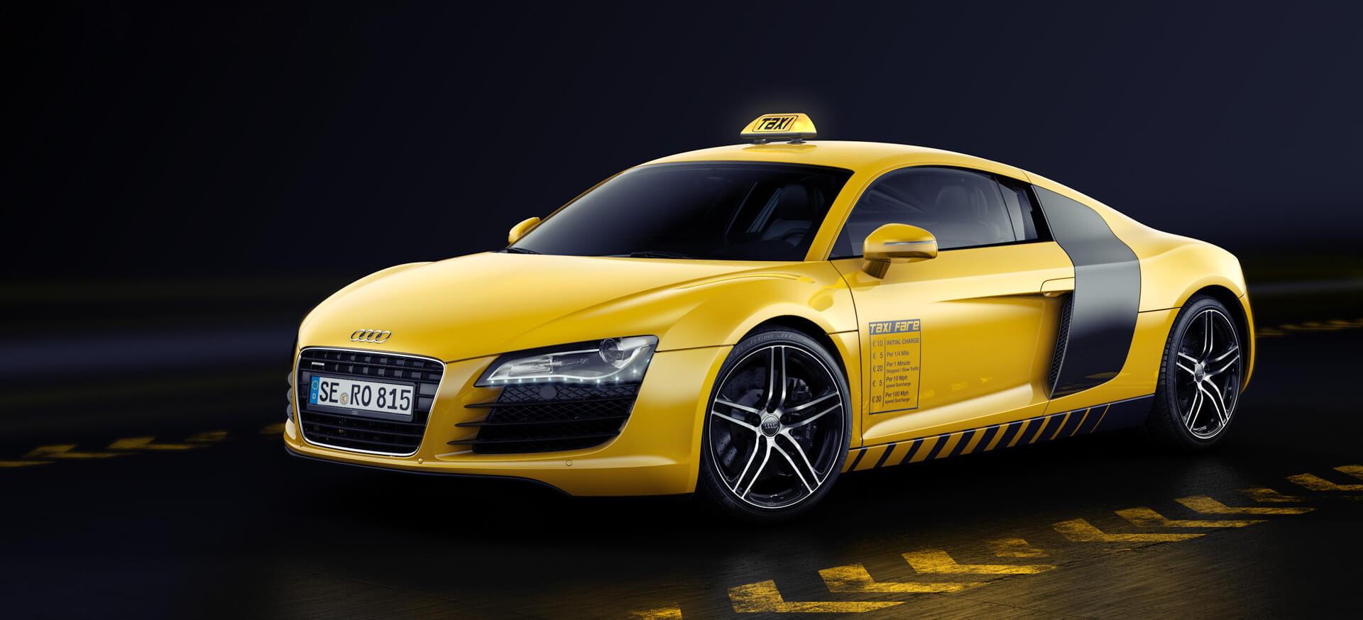 Audi тестирует технологию распределенного реестра