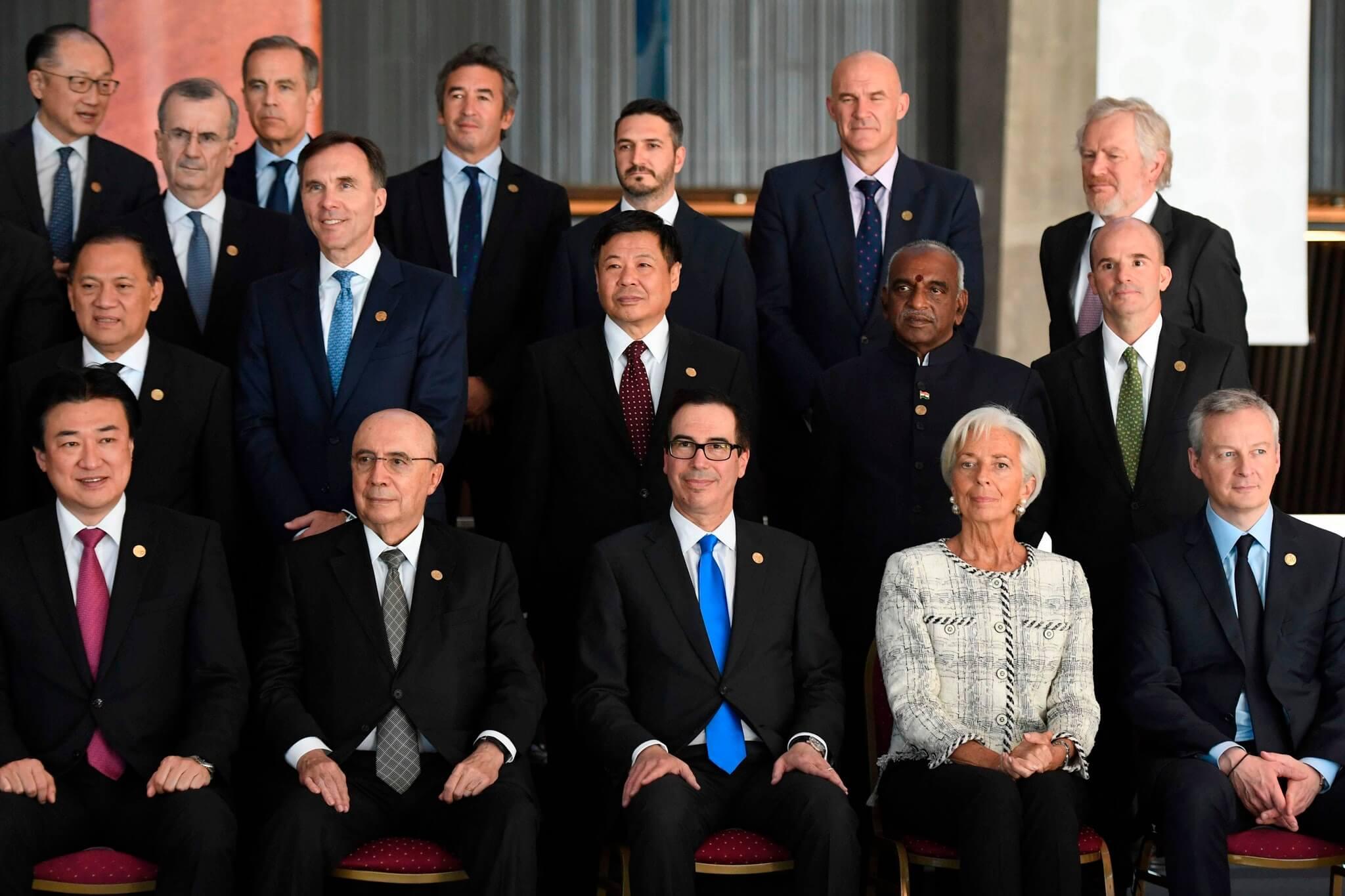 Биткоин — это финансовый актив, — проект коммюнике G20