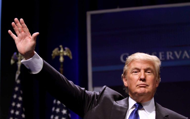 Трамп толкает Венесуэлу к биткоину