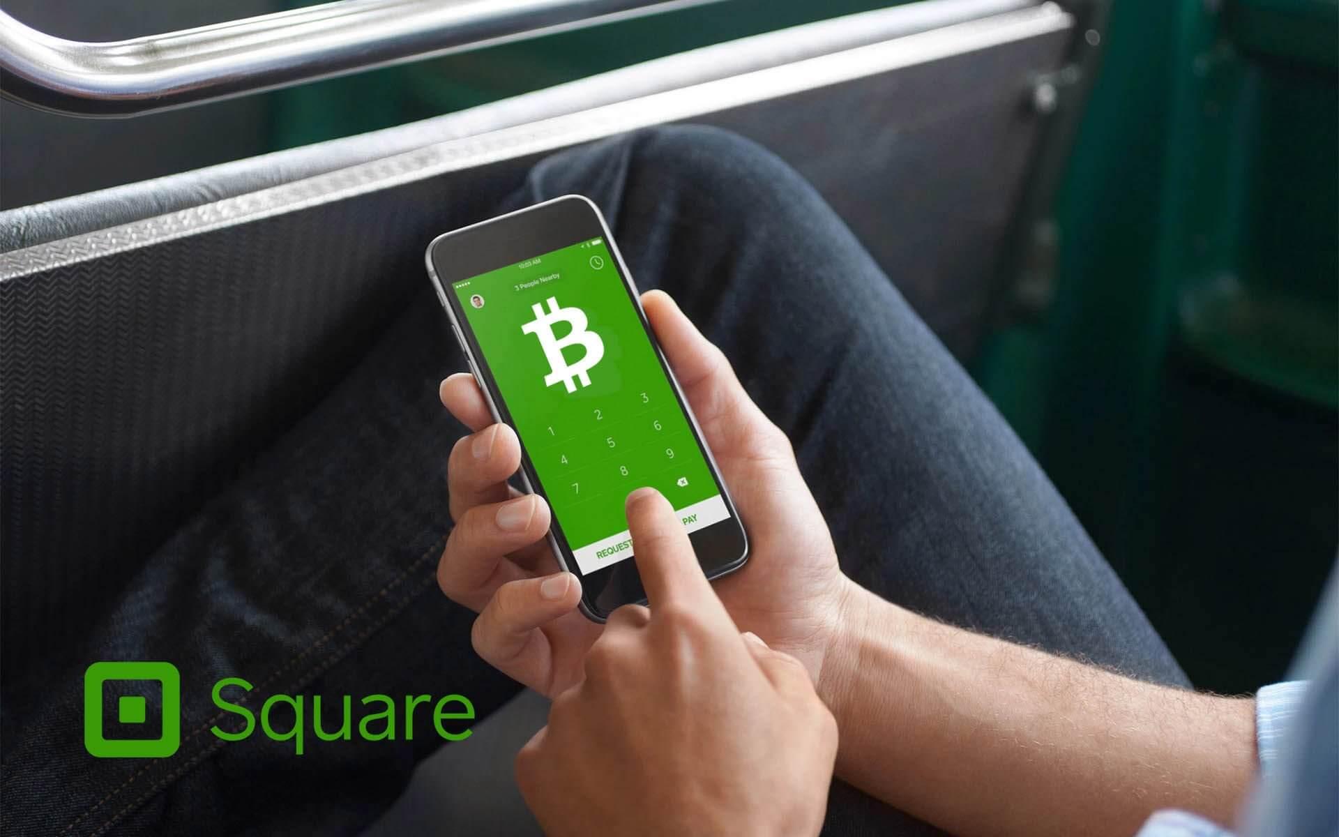 Square использует биткоин для развития бизнеса