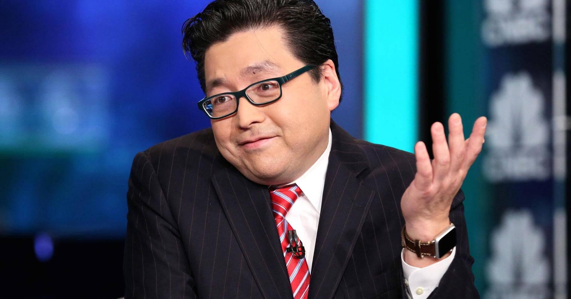 Том Ли: Биткоин будет стоить 25 тыс долларов к концу 2018 года