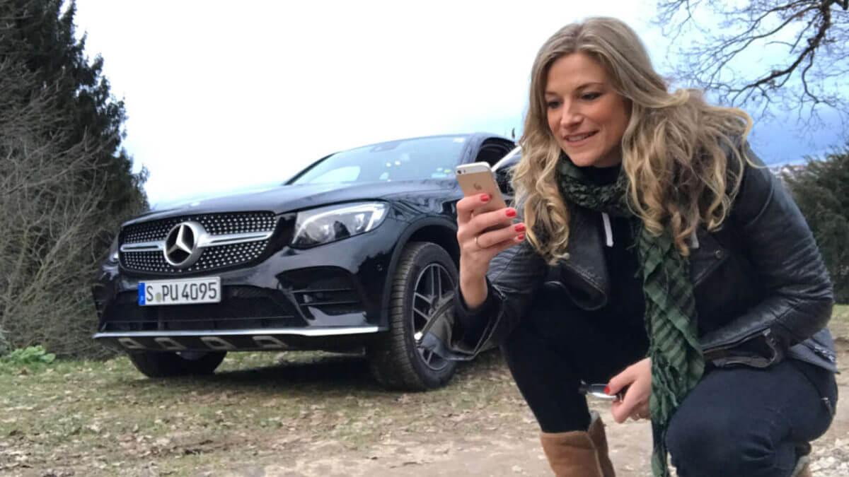 Mercedes-Benz наградит криптовалютой экономных водителей