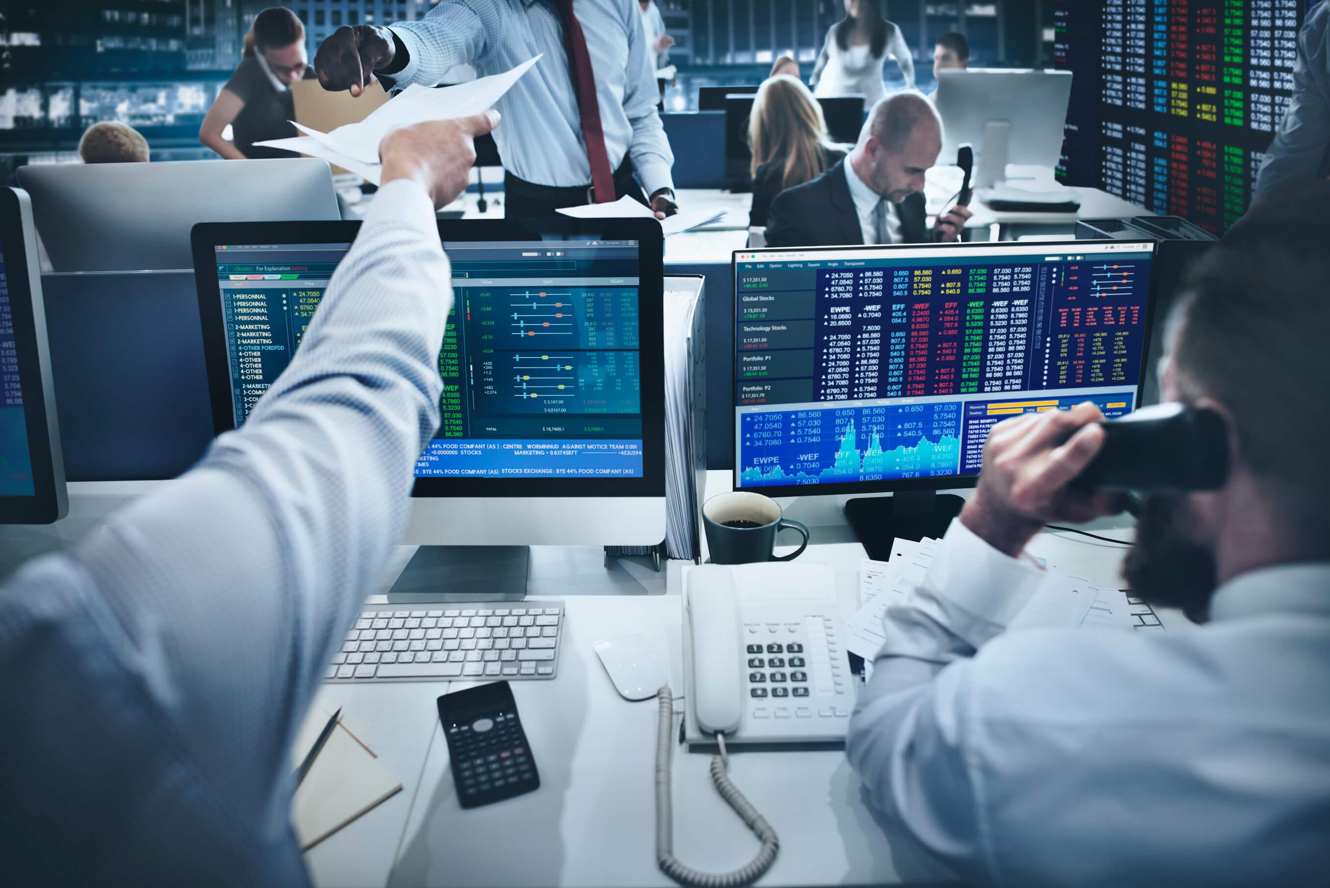 Самая таинственная компания Уолл-стрит торгует биткоином