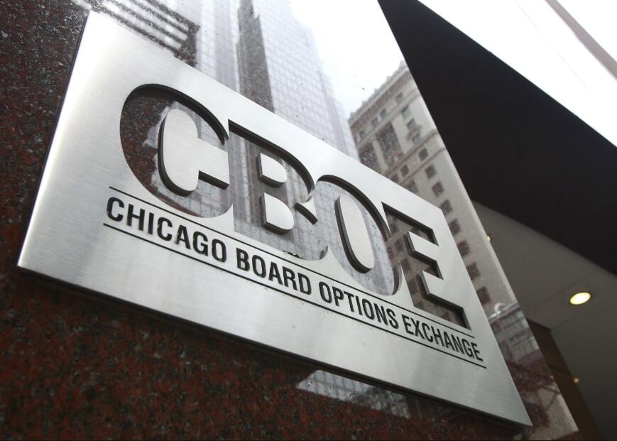 Опубликованы поправки Cboe BZX Exchange в заявку на ETF