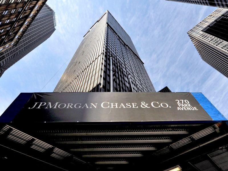 JPMorgan Chase & Co тестирует новые цифровые решения