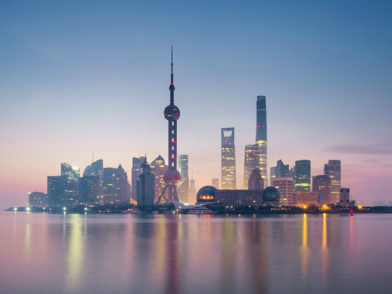 Полиция прервала конференцию в Шанхае