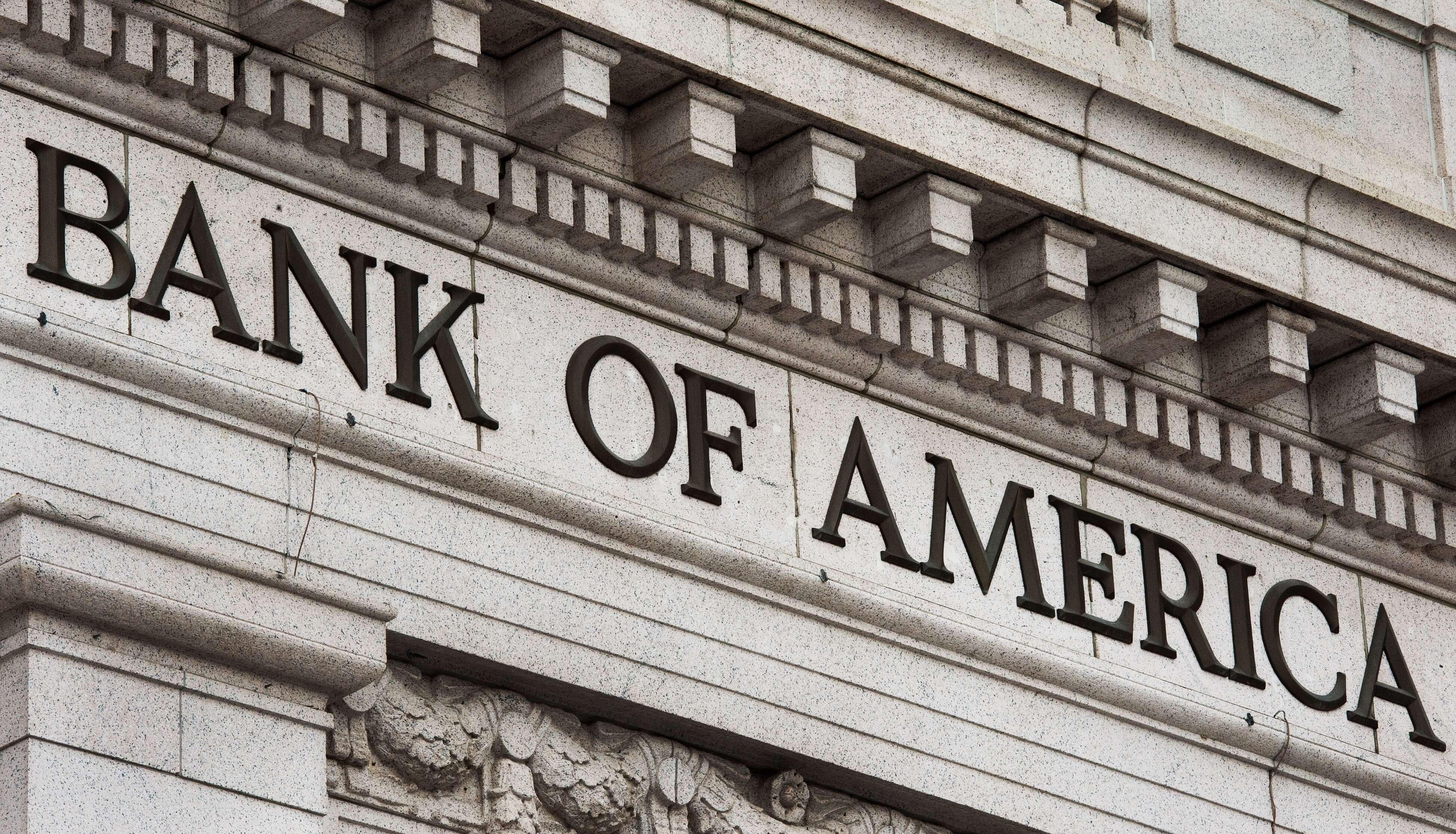 Bank of America патентует систему безопасности для криптокошельков