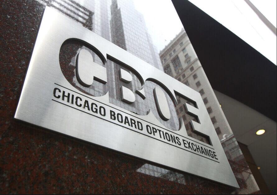 CBOE отозвала свою заявку в SEC