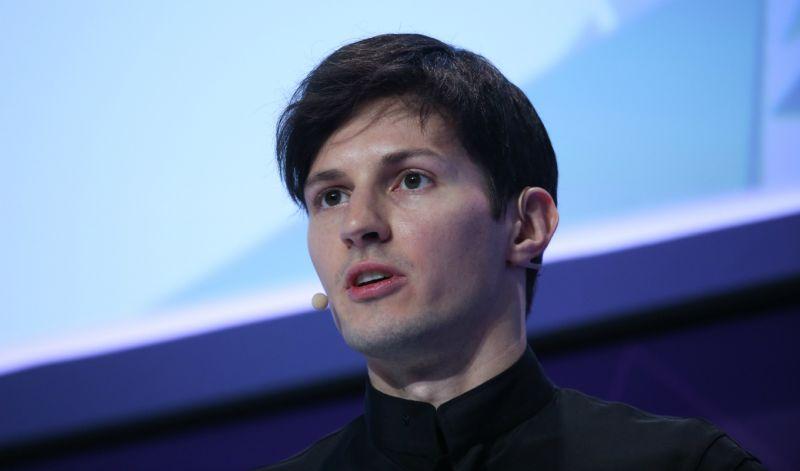 Мошенники пытались украсть криптовалюту, выдавая себя за Дурова