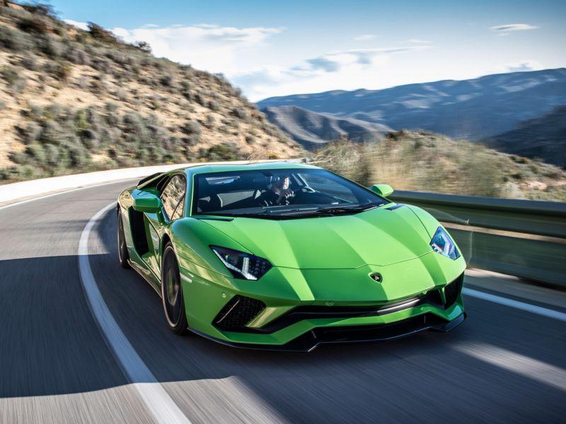 Lamborghini как новый тренд