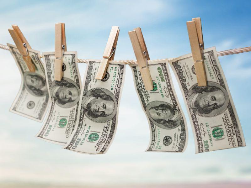 Отчет: с 2009 года через криптобиржи отмыли $2.5 млрд.