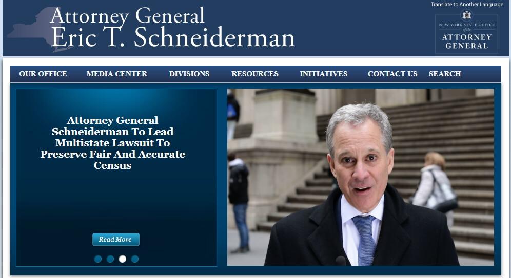 Прокуратура Нью-Йорка регулирует работу бирж