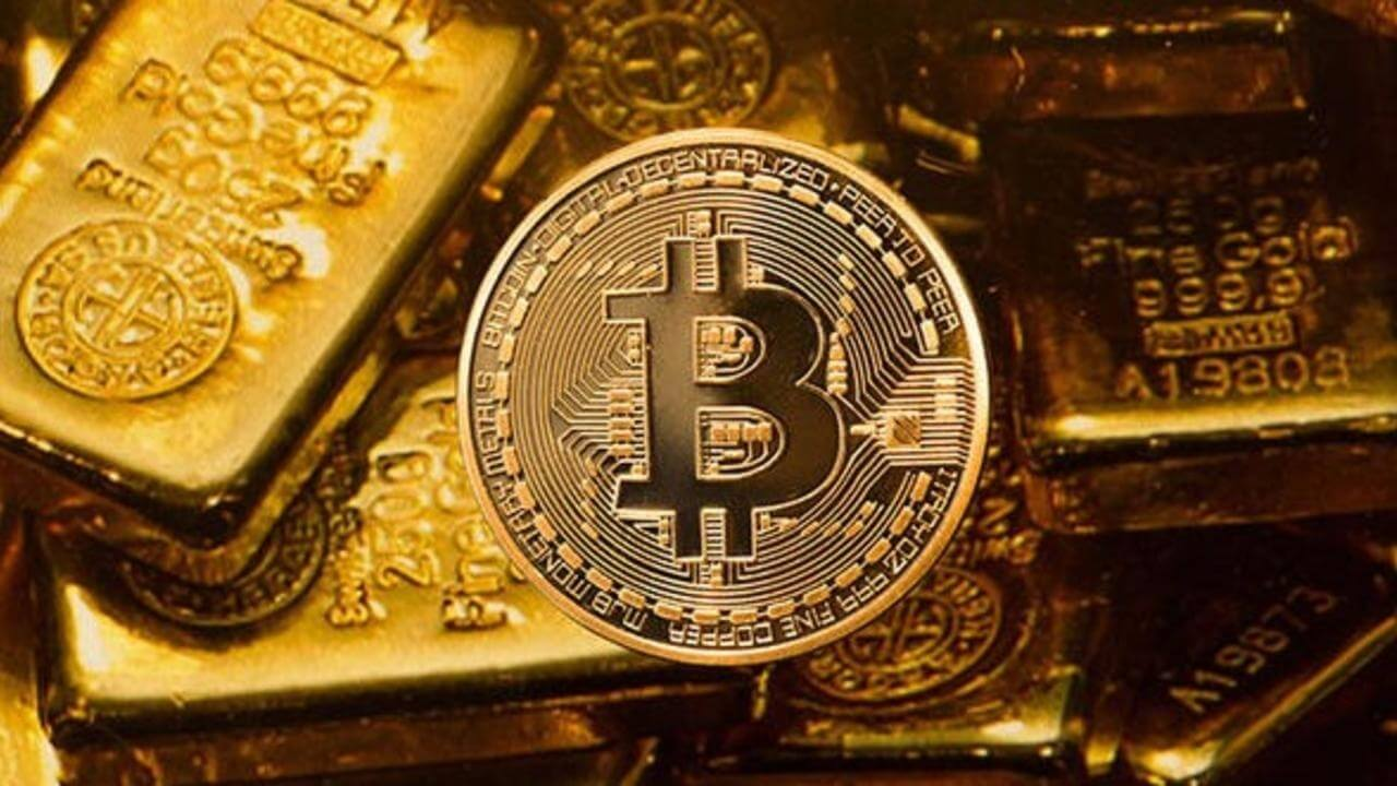 Цифровые деньги вместо золота
