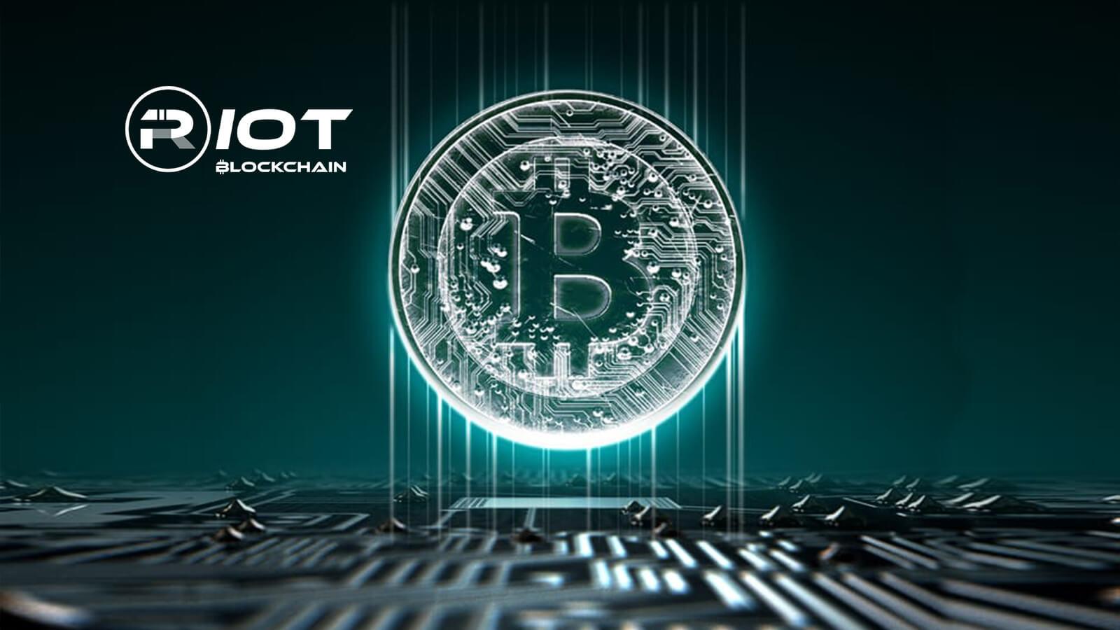 SEC выписала повестку Riot Blockchain