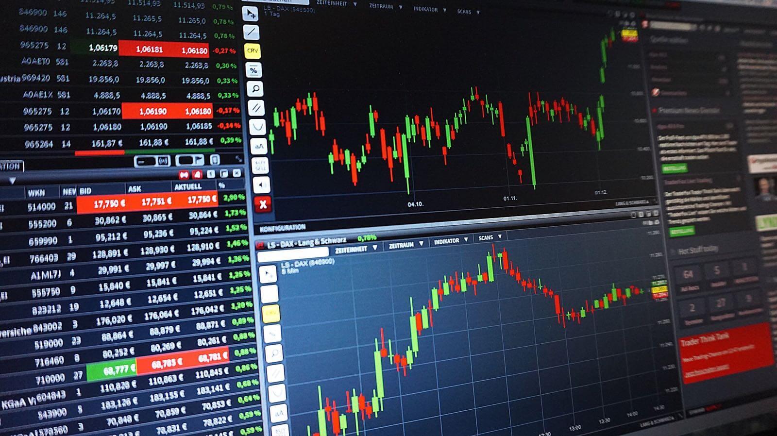 Взрывной рост числа бирж