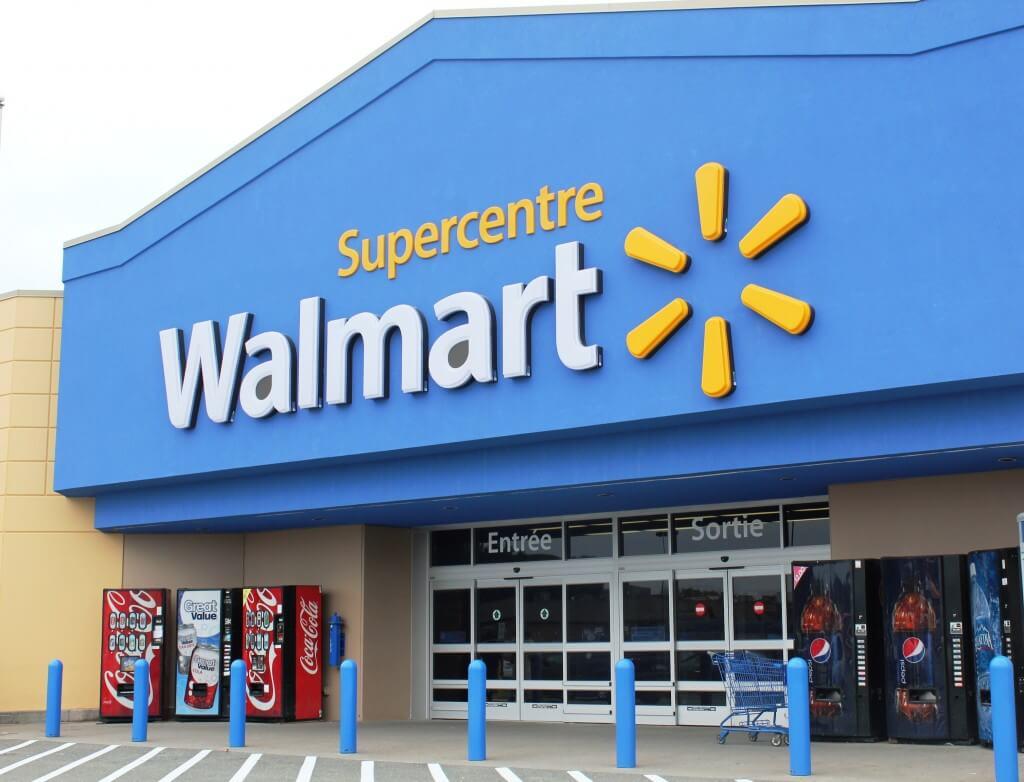 Walmart получил три блокчейн-патента