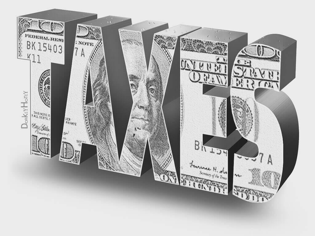 Инвесторы занижают доходы при выплате налогов