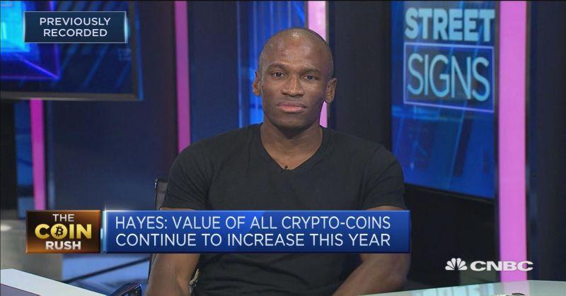 Артур Хейз: к концу года биткоин будет стоить $50 000