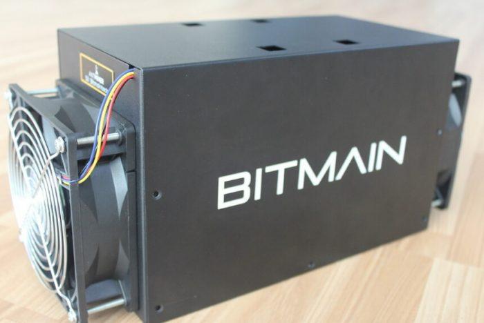 За первый квартал Bitmain заработала миллиард