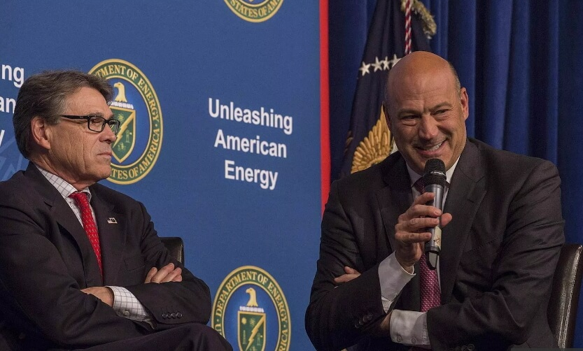 Бывший глава Goldman Sachs: Я не верю в биткоин, я верю в технологию блокчейн