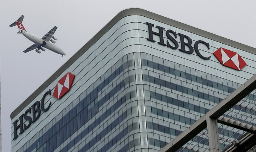 Банк HSBC начал работать с криптобиржей Bitfinex