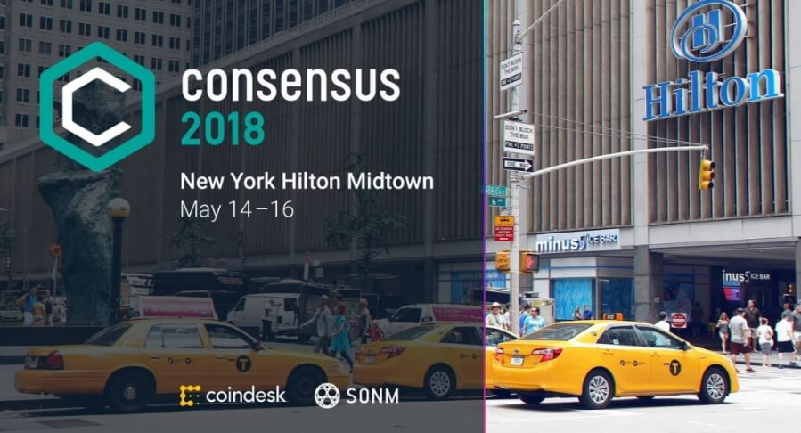 Конференция Consensus соберет рекордное число посетителей