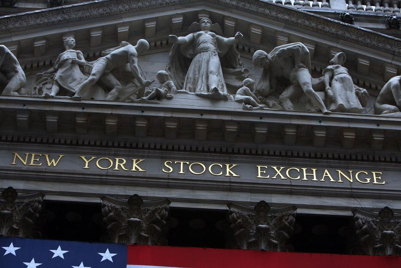 NYSE намекает на открытие криптовалютных торгов