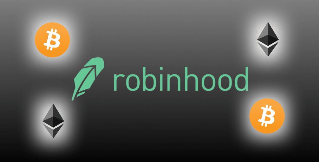 Robinhood расширила торговлю криптовалютой еще на два штата