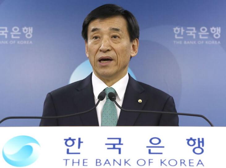 ЦБ Кореи объявит о планах введения собственной цифровой валюты