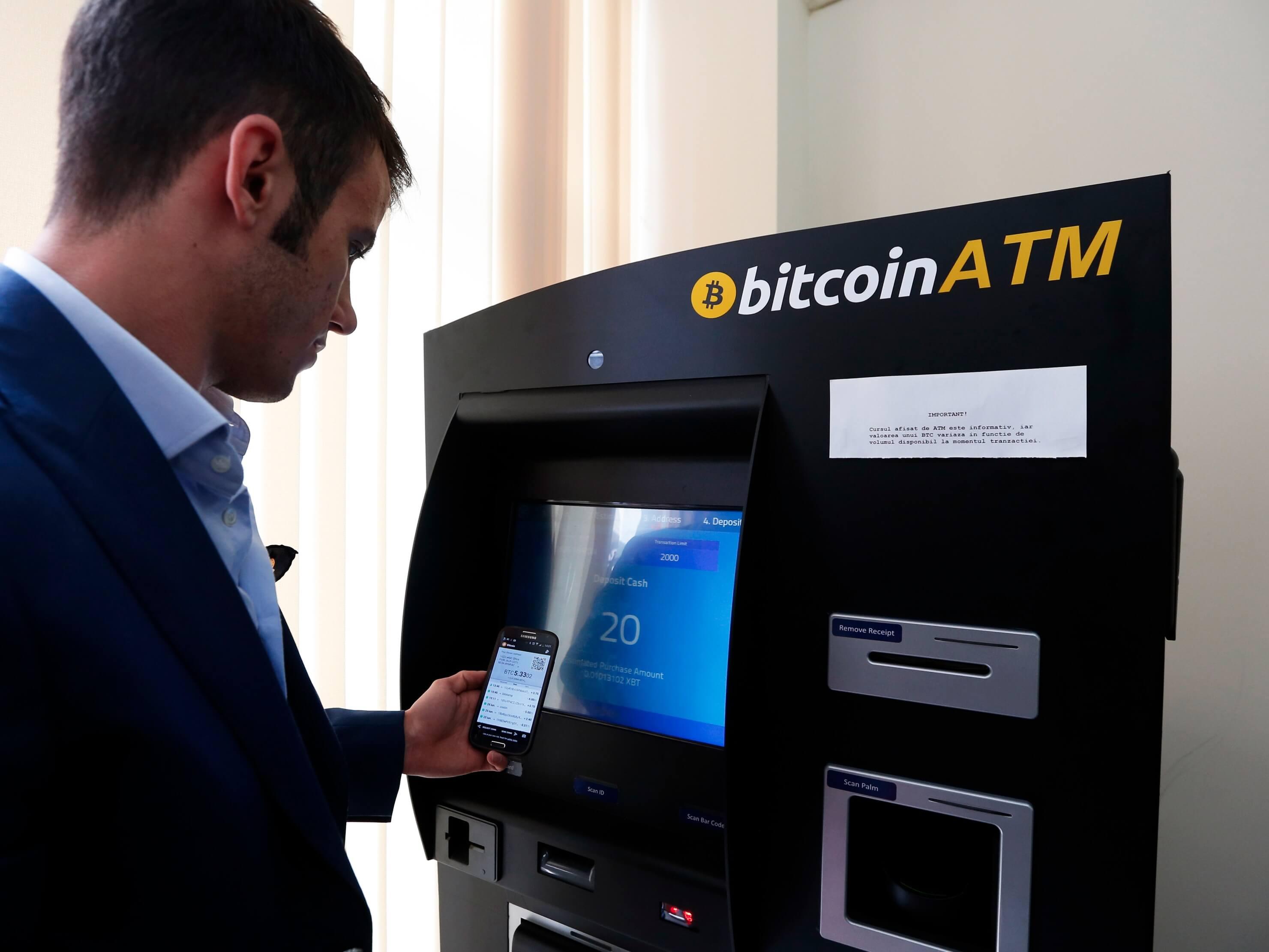 В Аргентине установят 4000 криптовалютных банкомата