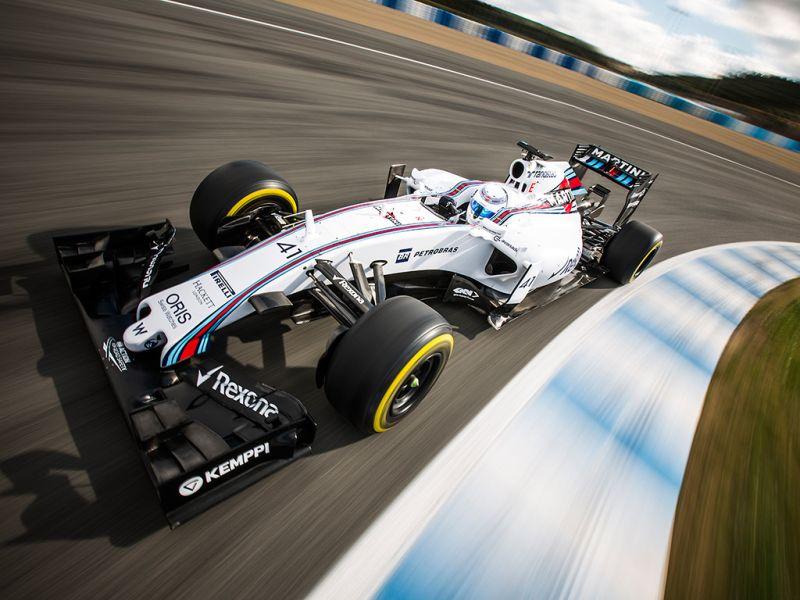 Williams Martini Racing будет внедрять блокчейн в «Формулу-1»