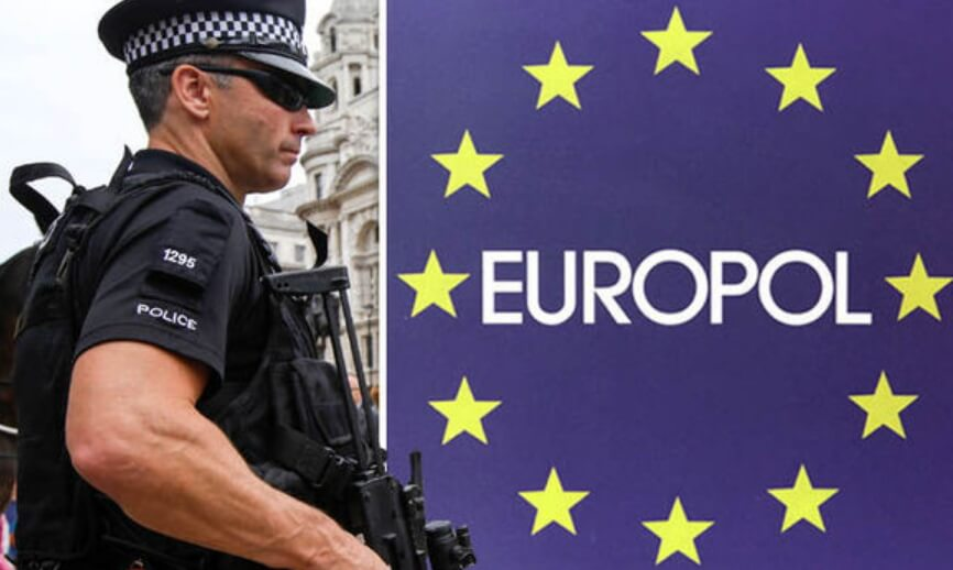 Европол арестовал криптовалютных мошенников