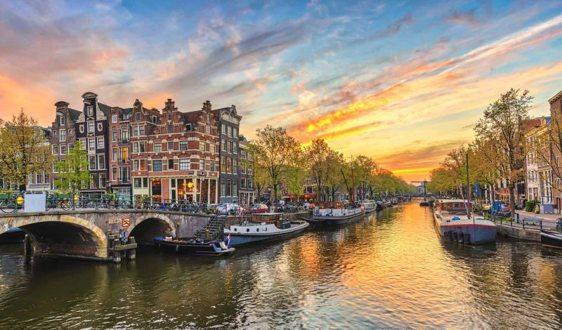 Нидерланды займутся крипторегулированием