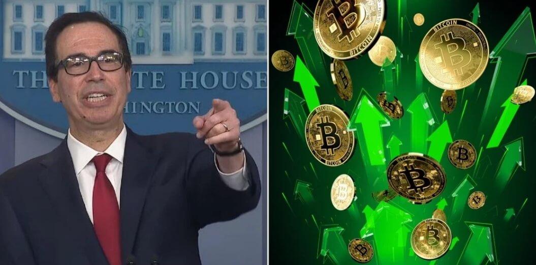 Биткоин — угроза национальной безопасности, — министр финансов США