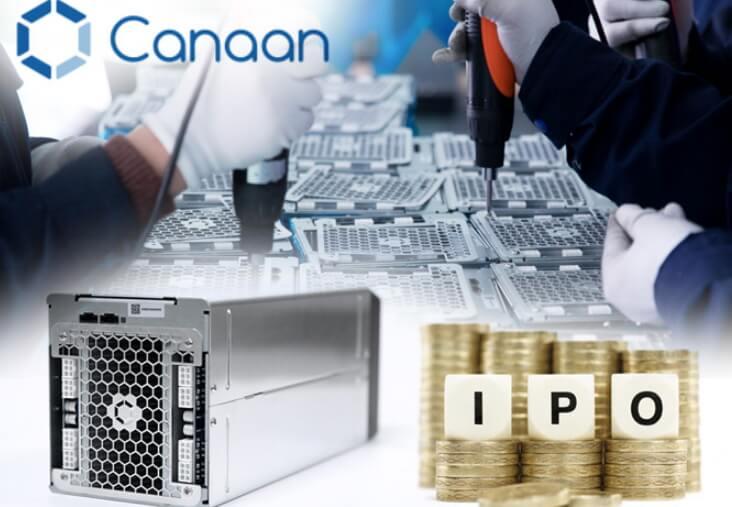 Canaan Creative выйдет на IPO в США?