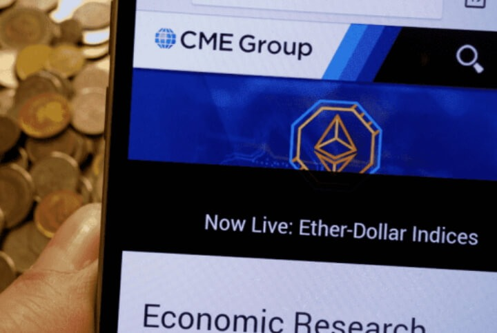 CME Group введёт фьючерсы на эфириум?