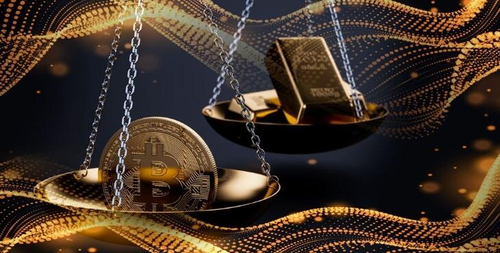 Между золотом, серебром и биткоином