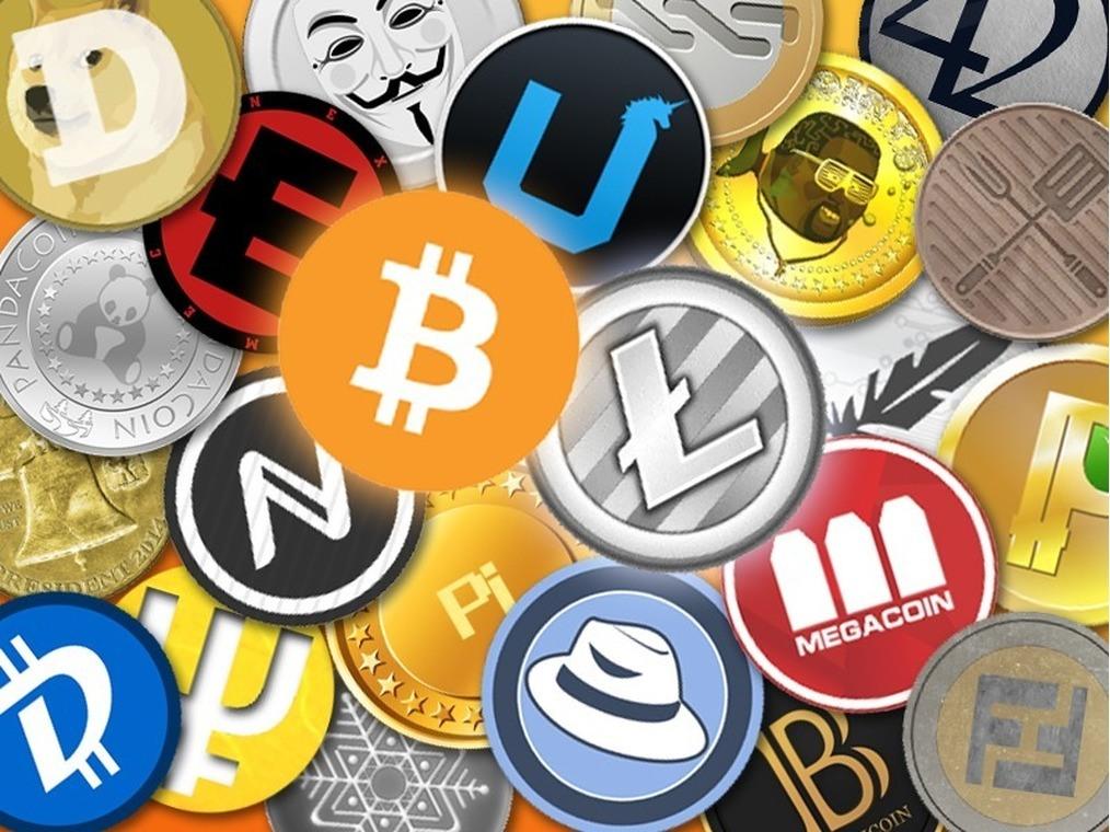 Откуда произошли криптовалюты