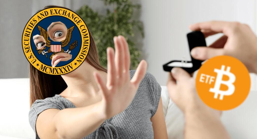 SEC снова тормозит принятие биткоин ETF