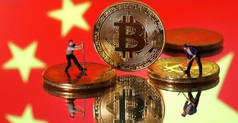 Слабый юань стимулирует популярность криптовалюты в Китае