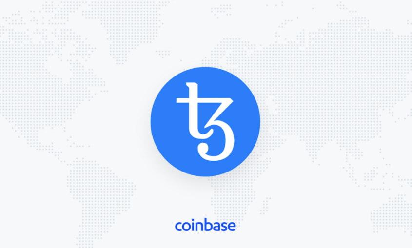 Tezos выходит на розничные платформы Coinbase