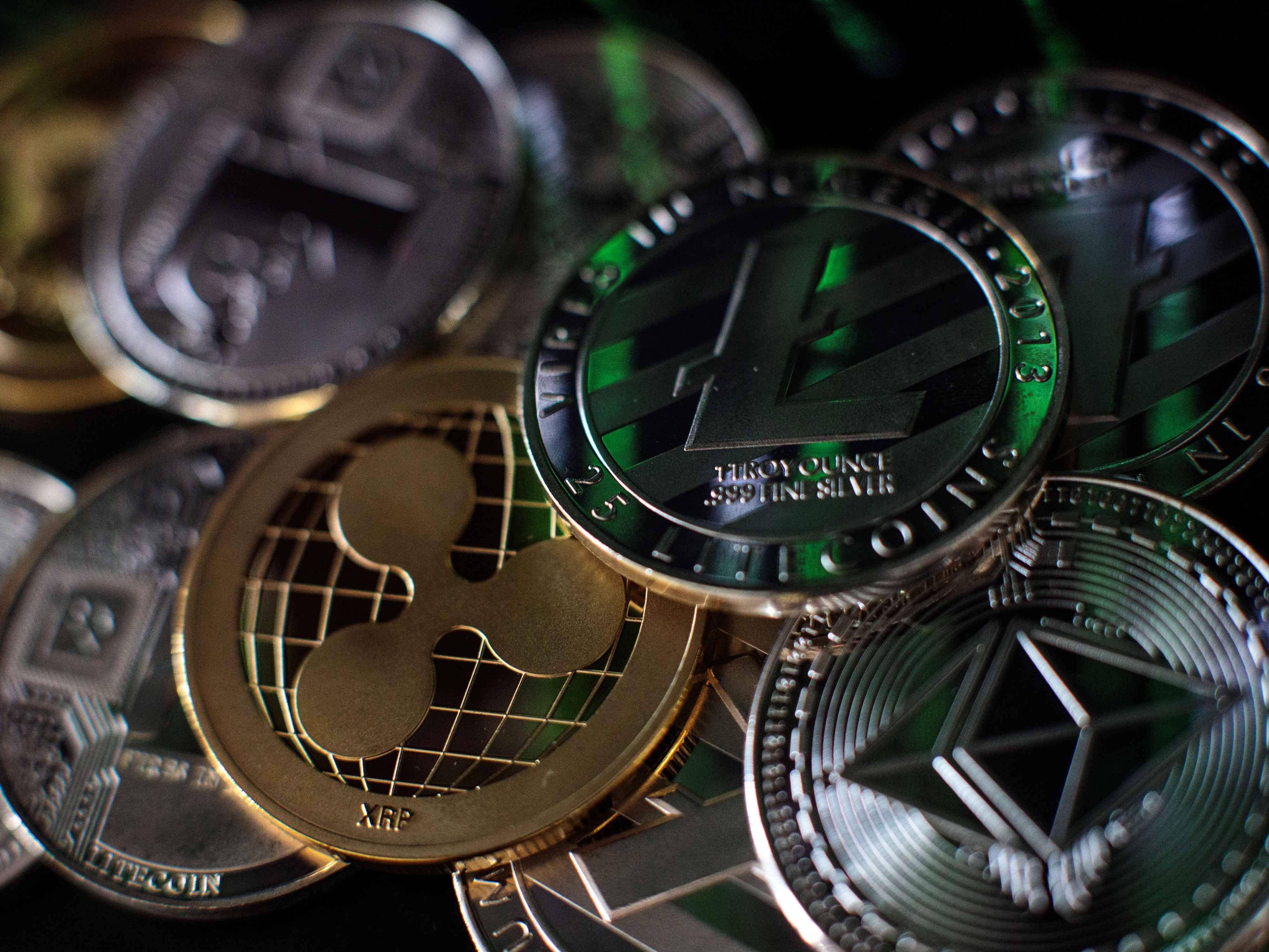 Криптовалюты могут стать деньгами Интернета